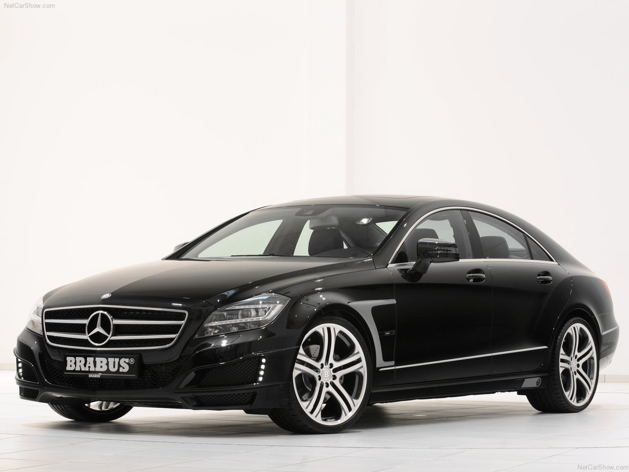 brabus mercedes benz cls 2012. Black Bedroom Furniture Sets. Home Design Ideas
